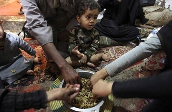 10 میلیون یمنی گرفتار قحطی و گرسنگی هستند