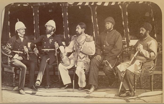تصاویری جالب از افغانستان در 150 سال قبل