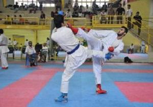 آغازدوره مربیگری کاراته با حضور ۲۰۰ ورزشکار استان