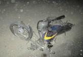 باشگاه خبرنگاران -مرگ راکب موتورسیکلت در برخورد کامیون ایسوزو