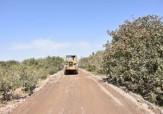 باشگاه خبرنگاران -اجراي پروژه احداث جاده بین مزارع با بیش از 960 میلیون ریال اعتبار در اشنویه