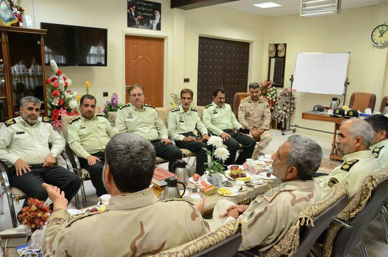 آمادگی کامل پلیس ایران برای استقبال از زائران پاکستان و افغانستان در اربعین حسینی