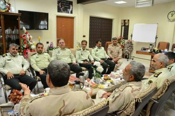باشگاه خبرنگاران -آمادگی کامل پلیس ایران برای استقبال از زائران پاکستان و افغانستان در اربعین حسینی