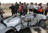 باشگاه خبرنگاران -چهار نفر مجروح در تصادف محور مهاباد- ارومیه