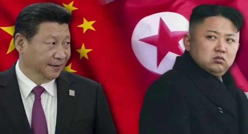 کاهش واردات چین از کره شمالی