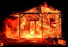 استفاده از زندانیان برای مهار آتشسوزی در کالیفرنیای آمریکا