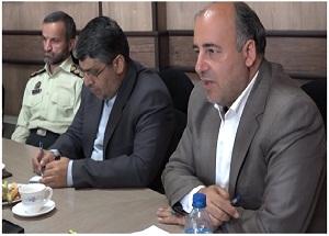 دیدار دونماینده استان مرکزی با فرمانده انتظامی استان