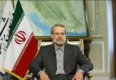 باشگاه خبرنگاران -دیدار لاریجانی با رئیس مجلس دومای روسیه