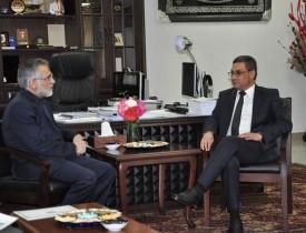 دعوت وزیر دفاع ایران از همتای افغانستانی خود برای سفر به تهران