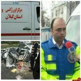 باشگاه خبرنگاران -تصادف مرگبار در جاده فومن سراوان+ تصاویر