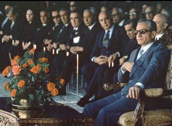 عقده حقارت شاه به روایت اسدالله علم