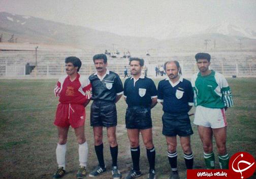 پیشکسوت فوتبال، معلم اخلاق و داور ملی فوتبال نهاوند درگذشت+ تصاویر