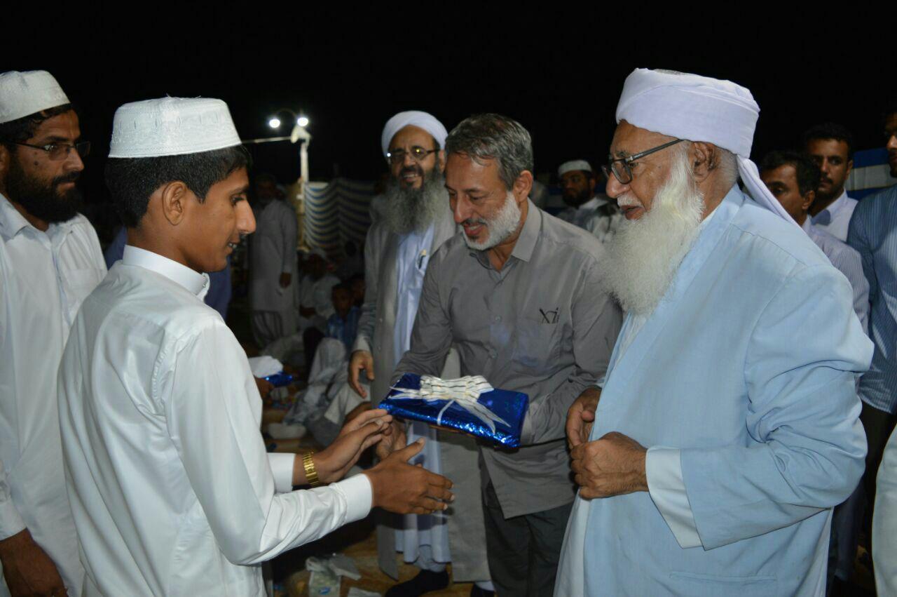 صلح وسازش  ۲ طایفه در زرآباد کنارک بعداز ۲۱ سال نزاع