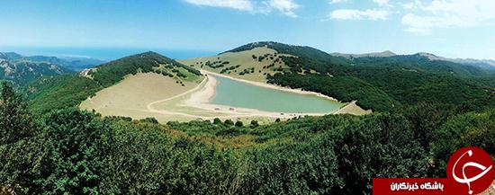 اینجا ایران است / دریاچه سوها +عکس