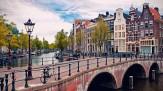 آمستردام از ترافیک سنگین قایق رنج میبرد +عکس