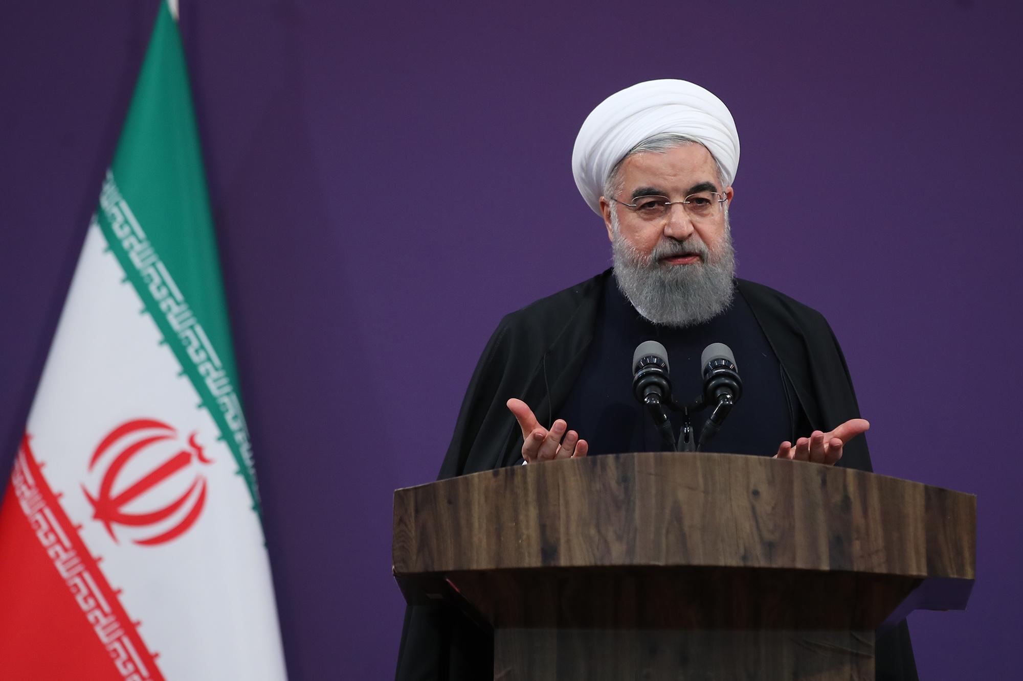 در سیاست های ترامپ جز فحاشی و اتهامات واهی عایه ایران وجود نداشت