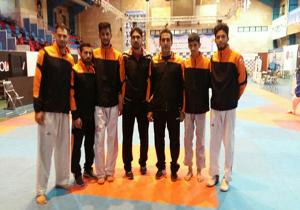  مازندران بر سکوی سوم تکواندو قهرمانی کشور