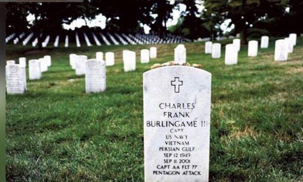 نام خلیج فارس بر روی سنگ قبر سربازان آمریکایی+ تصاویر
