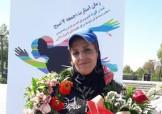 باشگاه خبرنگاران -بانوی ایرانی و یک رکورد عجیب در دو و میدانی