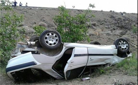 باشگاه خبرنگاران -واژگونی خودرو دلیل بیشتر تصادفات رانندگی در استان سمنان