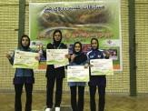 باشگاه خبرنگاران -پایان رقابت های تنیس روی میز تور ایرانی بانوان
