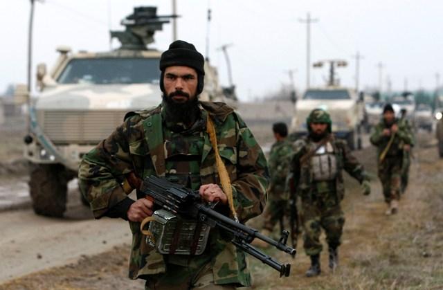 باشگاه خبرنگاران -نیروهای امنیتی افغانستان کنترل ولسوالی «غورک» قندهار را به دست گرفتند