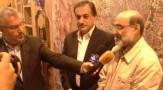 باشگاه خبرنگاران -رئیس رسانه ملی از شهر حلب بازدید کرد
