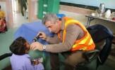 باشگاه خبرنگاران -اجرای طرح بهداشت دهان و دندان در مدارس سرباز