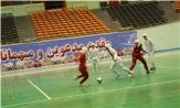 باشگاه خبرنگاران -شکست تیم فوتسال بانوان شهرداری رشت در رفسنجان