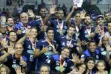 باشگاه خبرنگاران -قهرمانی حریف ِ بانك سرمایه در برزیل