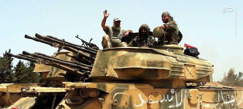 سلاحی که خونِ داعش را به جوش آورد +عکس