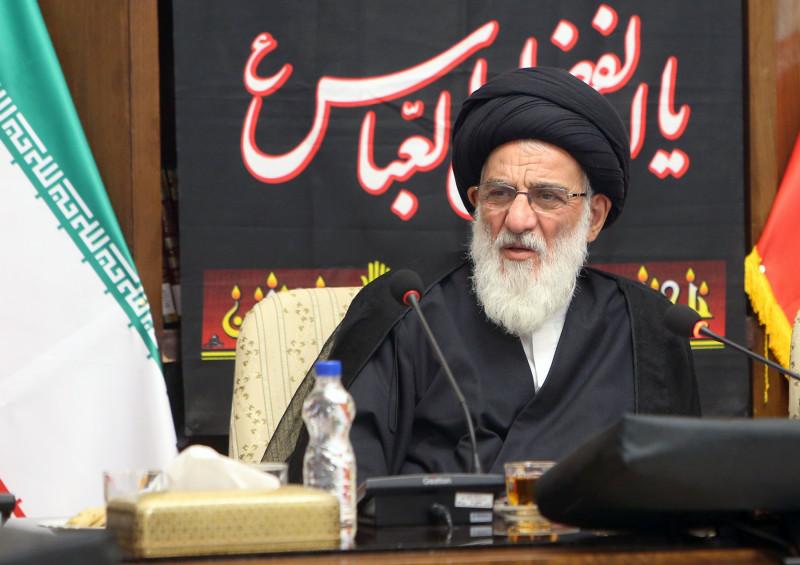 واکنش رئیس مجمع تشخیص مصلحت نظام به سخنان غیرمتعادل رئیس جمهور آمریکا