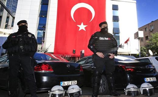 باشگاه خبرنگاران -دهها افسر پلیس در ترکیه بازداشت شدند
