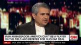 باشگاه خبرنگاران -خوشرو: با خروج آمریکا از برجام اعتماد در مذاکرات به این کشور از بین میرود
