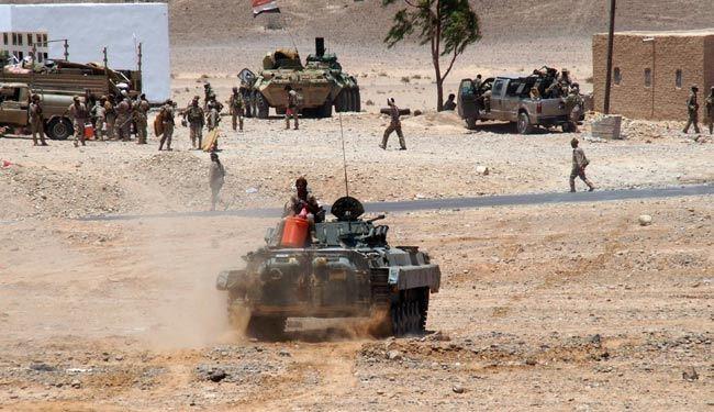 درگیری مسلحانه بین مزدوران اماراتی سعودی در شهر عدن در جنوب یمن