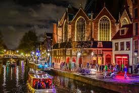 در بندر آمستردام چه می گذرد + فیلم