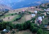 باشگاه خبرنگاران -نمایی از ارتفاعات زیبا و روحنواز تالش + فیلم