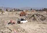 باشگاه خبرنگاران -تخلیه زباله در اطراف منطقه احمدآباد + فیلم
