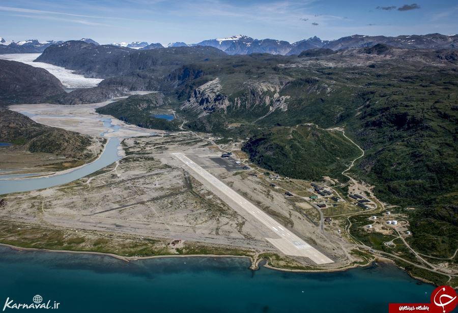 عجیب ترین فرودگاههای جهان+ فیلم و تصاویر
