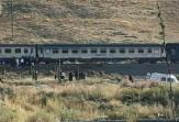 باشگاه خبرنگاران -برخورد قطار با خانم ۵۰ ساله در اراک + عکس