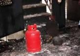 باشگاه خبرنگاران -انفجار کپسول گاز و مصدومیت ۳ نفر درزرندیه