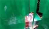 باشگاه خبرنگاران -مراسم تشییع ۲ شهید گمنام دفاع مقدس در بخش لاله زار