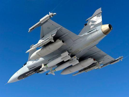 اصلیترین رقیب اف35 آمریکایی، از استکهلم میآید