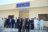 باشگاه خبرنگاران -بهره برداری از مرکز درمانی رمشک در محروم ترین منطقه جنوب کرمان