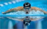 باشگاه خبرنگاران -فاصله اندک شناگر آبادانی برای شکستن رکورد گینس