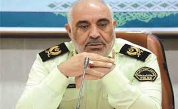 باشگاه خبرنگاران -آمادگی کامل پلیس خراسانشمالی برای تامین امنیت عزاداران اربعین