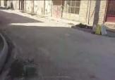 باشگاه خبرنگاران -فیلمی از وضعیت نامناسب خیابان در بجنورد
