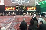 باشگاه خبرنگاران -مراسم عزاداری شهادت امام زین العابدین با حضور مراجع عظام+تصاویر