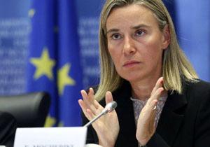 موگرینی: امیدوارم طرفهای اروپایی تعهد کامل خود به برجام را نشان دهند