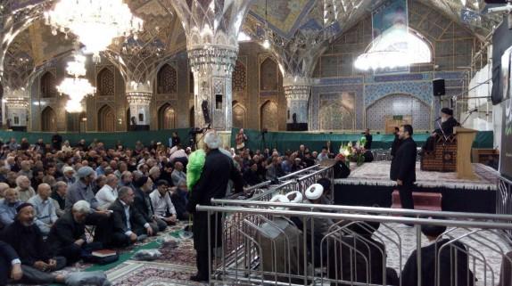 باشگاه خبرنگاران -امام سجاد (ع) پیام انقلاب عاشورا را به جهانیان رساند